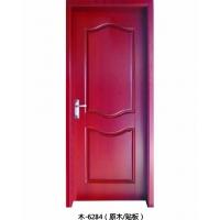成都实木门-木中堂实木套装门 木-6284