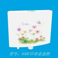 挂墙式3-6L上海蹲便器水箱厂家直销