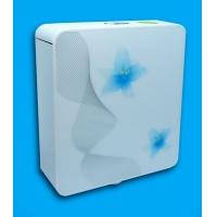 和佳庭3D百合面板超强冲力厕所水箱