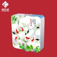 手按式3D面板厕所水箱 3-6L厕所蹲便器水箱