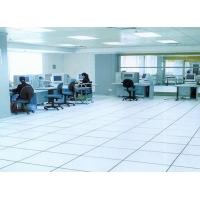 全钢防静电地板,全钢架空地板,OA网络地板