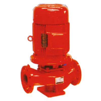 XBD-ISG系列式单级固定消防专用泵