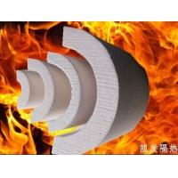 石油管道保温用硅酸钙管