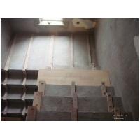 品家楼梯 水泥基础木龙骨打法 实木梯龙骨材质 专业木龙骨安装