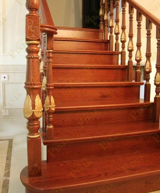 别墅楼梯厂家定制质量保障 选择楼梯踏板材质 楼梯制作