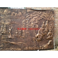 浮雕壁画生产,北京玻璃钢浮雕定制