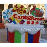 北京圣诞节雕塑,节日美陈道具,烤漆雕塑