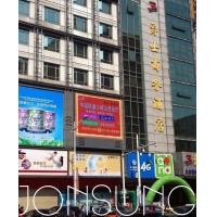 繁华街中心P10户外LED显示屏