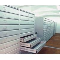 湖南钢制移动密集图纸档案密集架