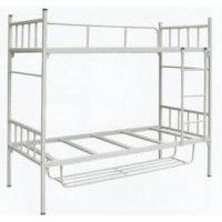 湖南钢制双层床、公寓双层床做工精细