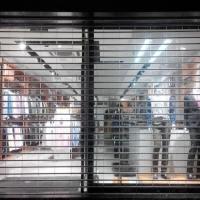 轩信门业-水晶卷帘门