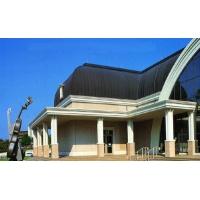 铝镁锰-钛锌屋面板系列