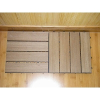 竹塑浴室地板-腾龙竹地板