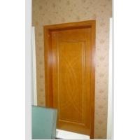 实木贴板烤漆门,现代风格
