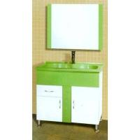 華麗高衛浴-浴室柜 HLG-瑪瑙柜(單盆、雙盆)