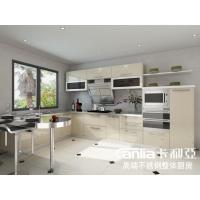 整体橱柜,整体厨房,卡利亚不锈钢橱柜