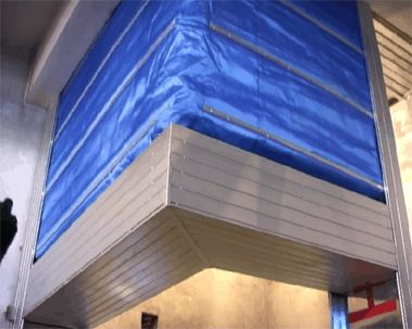 (1)装主动支承板(驱动机支架事先连接,焊接在支承板上),用螺母,弹簧