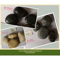 杂色鹅卵石 卵石价位 纯黑鹅卵石