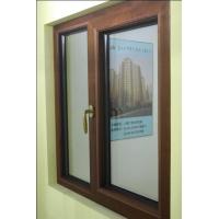 阿鲁克系统内开窗内开内倒74wood系列铝木复合门窗