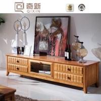 奇新 欧式实木视听柜 电视柜 7026F