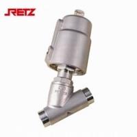 进口焊接气动角座阀、进口对焊角座阀、进口承插焊焊气动角阀
