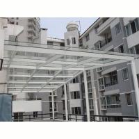 南京钢结构雨棚01-南京展春金属装饰有限公司