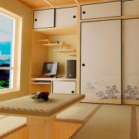 木杞和室定做普通席面稻草芯塌塌米地垫家用地垫地台垫