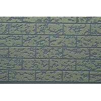 郑州佳合金属雕花面保温装饰一体板