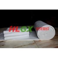 焚硫转换器保温隔热用硅酸铝针刺毯