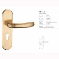 南京美标五金锁具-锌合金门锁系列