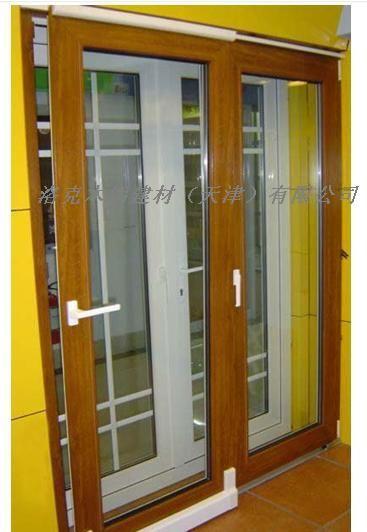 木铝复合门窗型材 铝木复合门窗贴牌