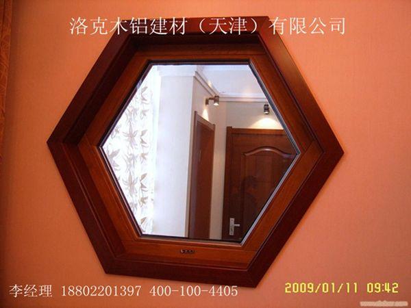 木铝型材/木包铝门窗