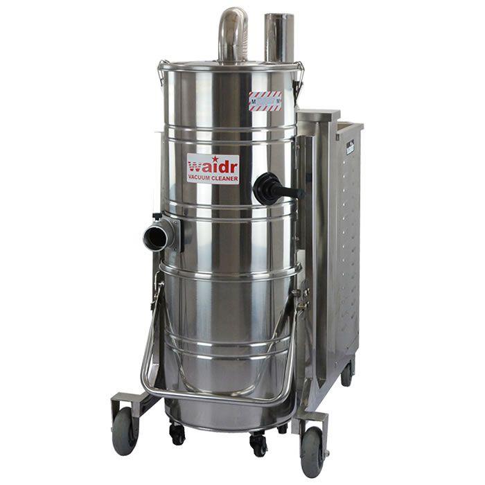供应威德尔大功率工业吸尘器WX100 22 大型工厂用三相电
