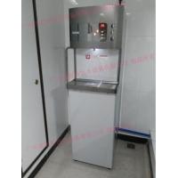 供应高档商务大容量賀眾牌程控微电脑冰温热立式纯水机