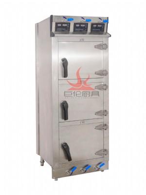 中山市巨伦厨具蒸品厨具多功能蒸饭柜节能蒸饭柜中央厨房设备