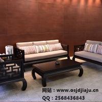 新中式沙发 布艺沙发 仿古沙发 古典沙发
