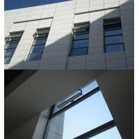消防联动天窗 电动百叶窗 屋顶通风窗 一字型天窗