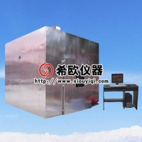 郑州希欧XU8223 电线电缆烟密度试验箱