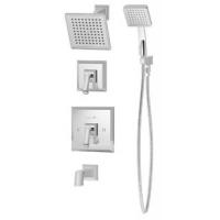 Symmons 浴缸淋浴花洒套装 4206