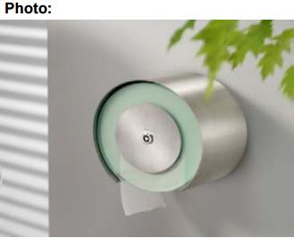 d line 厕纸架 D line丹麦品牌