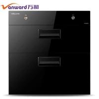 万和ZTD100E-1 100升嵌入式双层消毒碗柜