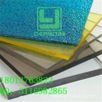 多种规格PC板透明PC板磨砂耐力板