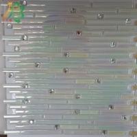 中国安徽合肥市肥西县高品质新款水晶玻璃马赛克