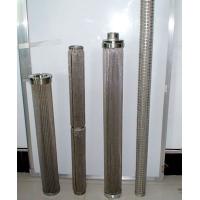 坤雅过滤专业生产各种金属滤芯,过滤筒,筒状滤芯,烧结滤芯