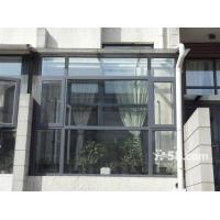 天津专业断桥铝门窗封露台 阳光房 小院