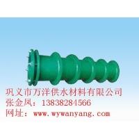河南供应国标加长加翼环柔型防水套管质优价廉专业生产