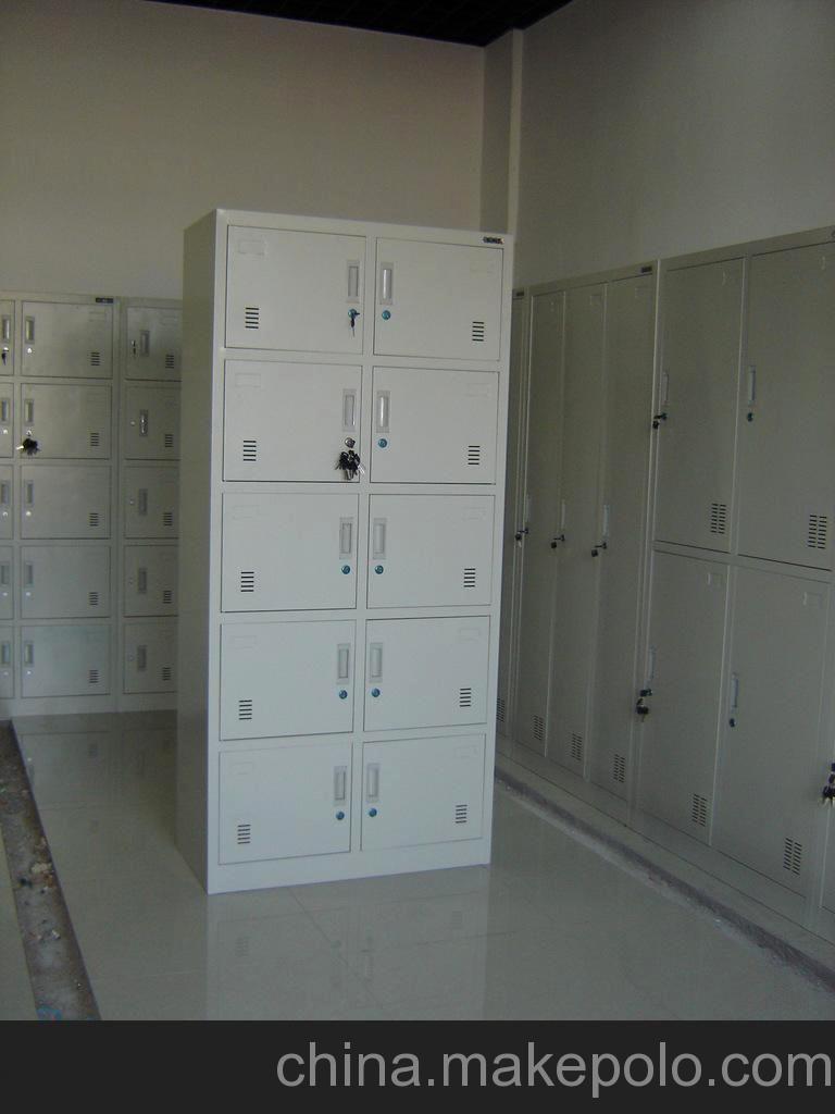 钢制更衣柜厂家,钢制十门更衣柜价格