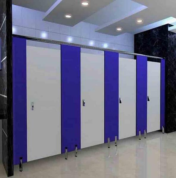 供应崂山公厕   学校  商场卫生间隔断