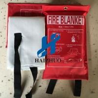 防火毯  挡火花电焊毯 应急逃生灭火毯