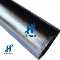 镇江保温玻璃纤维铝箔布防火布